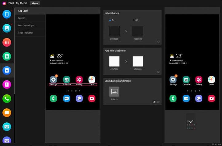 Galaxy Themes Design Samsung Developers