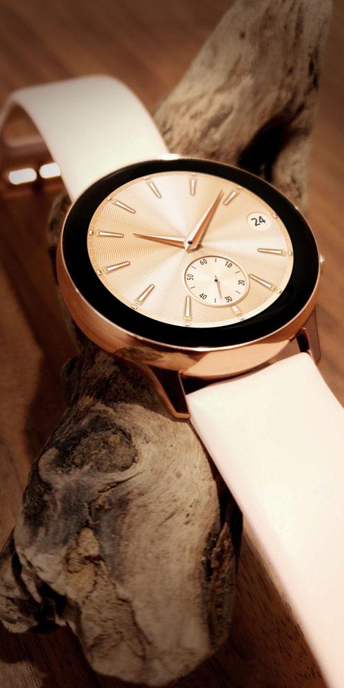 Galaxy Watch Active2 <br>Wood Branch
