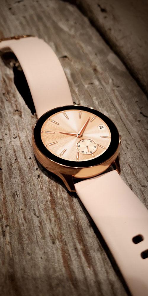 Galaxy Watch Active2 <br>Wood Grain