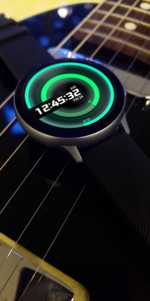 Galaxy Watch Active2 <br>Electric Guitar