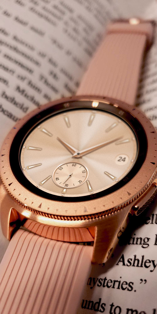 Galaxy Watch <br>Book
