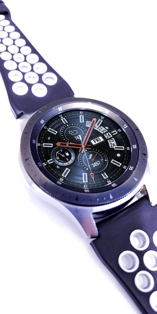 Galaxy Watch <br>White Glow