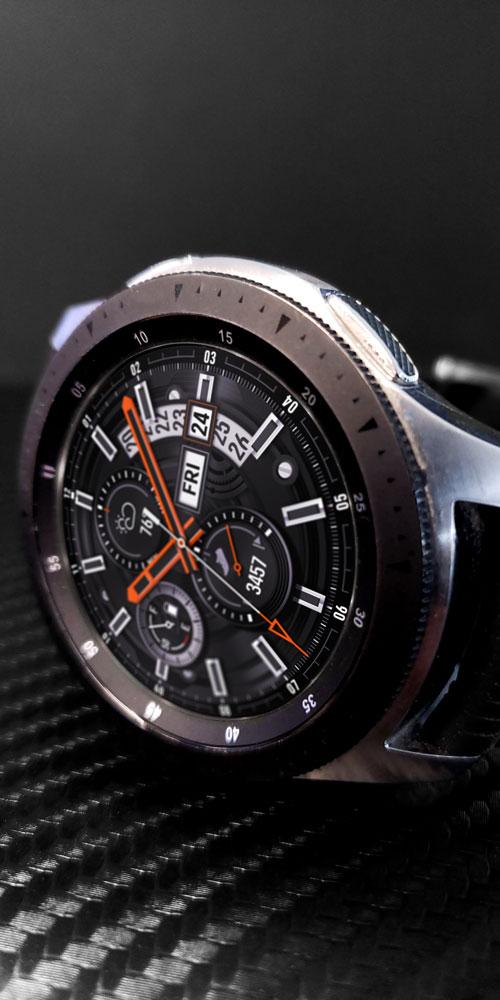 Galaxy Watch <br>Techno Fabric