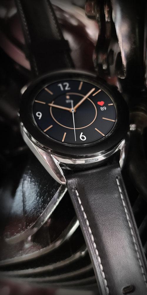 Galaxy Watch3 <br>Engine