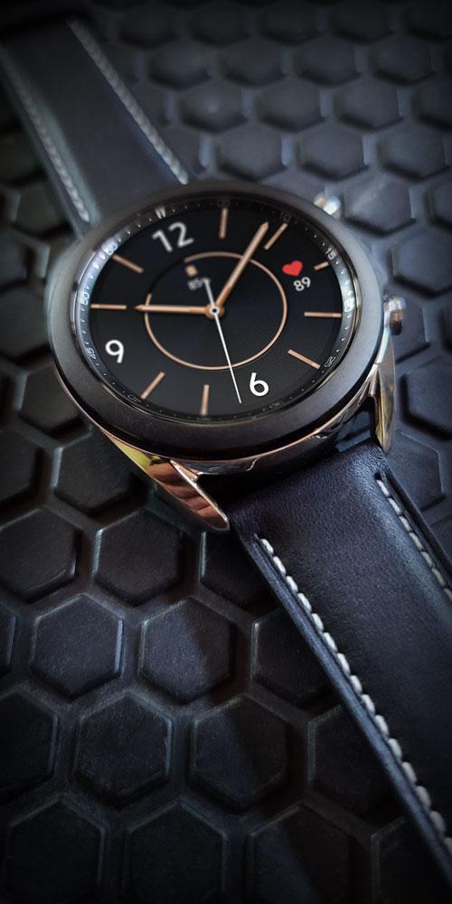 Galaxy Watch3 <br>Hexagon Texture