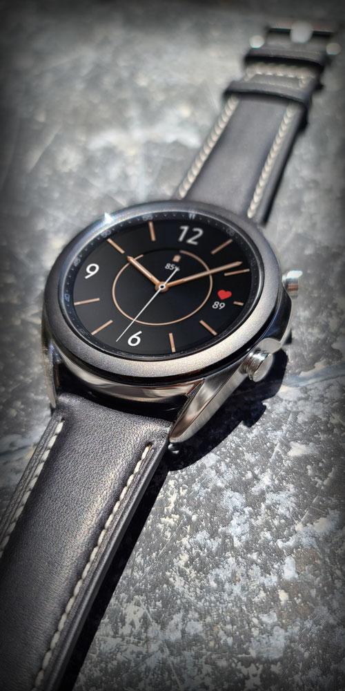Galaxy Watch3 <br>Stone