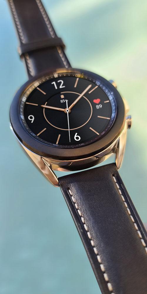 Galaxy Watch3 <br>Water