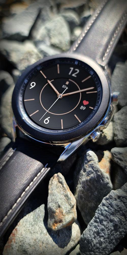 Galaxy Watch3 <br>Rocks