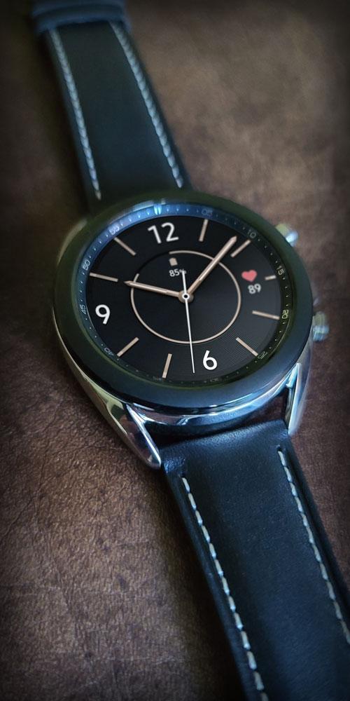Galaxy Watch3 <br>Leather