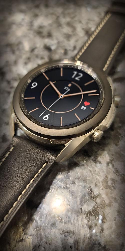 Galaxy Watch3 <br>Granite