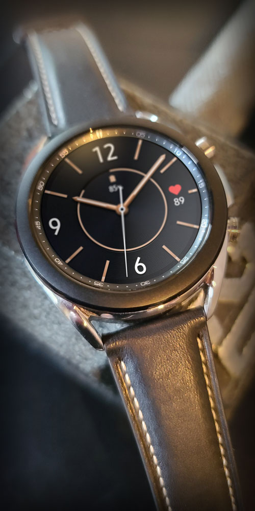 Galaxy Watch3 <br>Weight