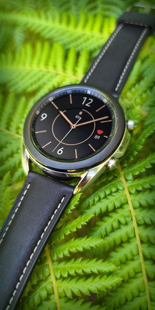 Galaxy Watch3 <br>Fern