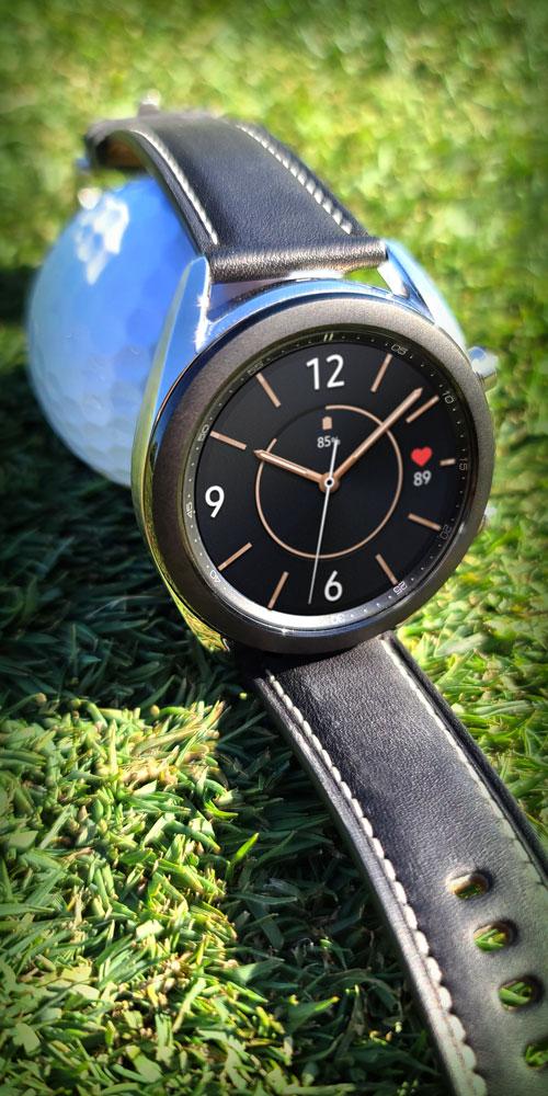 Galaxy Watch3 <br>Golf