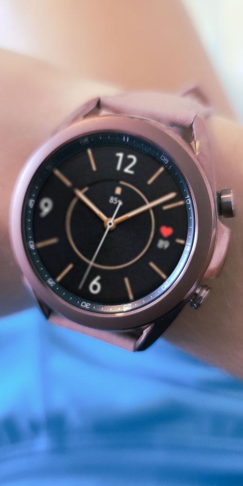 Galaxy Watch3 <br>Wrist