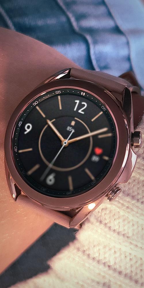 Galaxy Watch3 <br>Denim