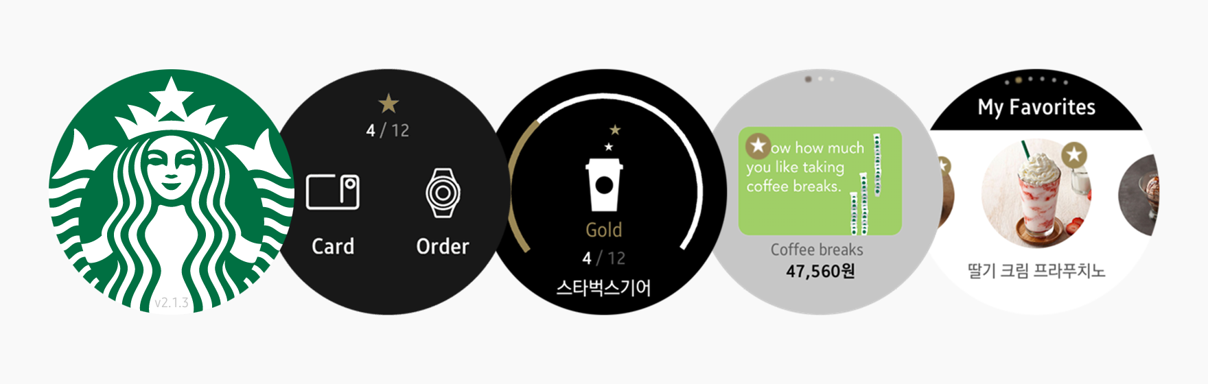 Starbucks lets customers place an order from anywhere. Users can pay easily from their watch.