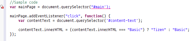 Figure 4. Checking JavaScript automatically