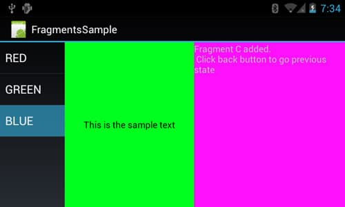 Using Fragments to Build UI in Android | SAMSUNG Developers