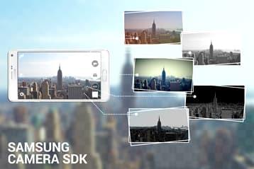 Camera | SAMSUNG Developers