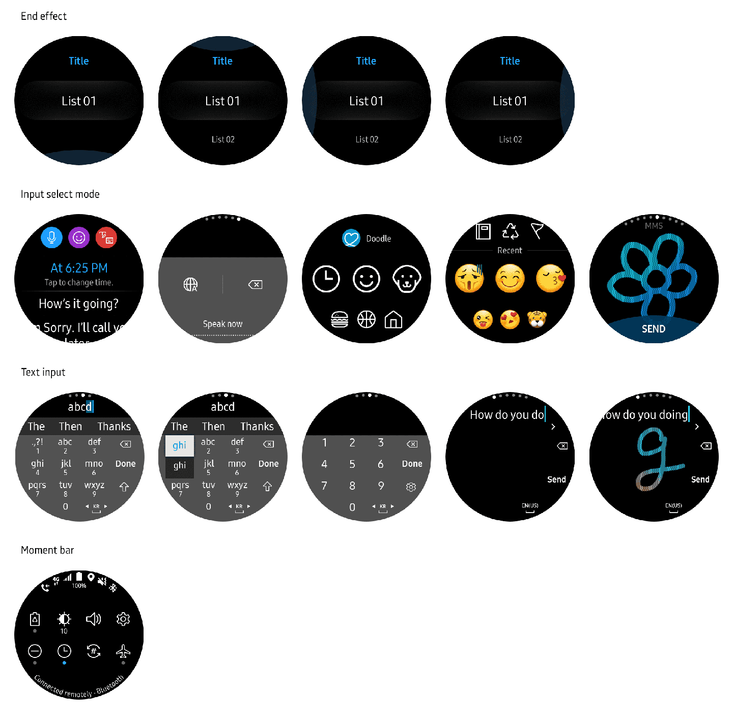 Basic UI Components S3