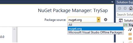 NET - Use the Samsung Accessory Protocol (SAP) API | SAMSUNG Developers