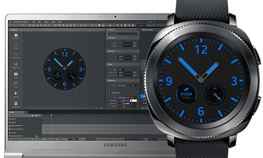 GEAR WATCH DESIGNER NOW COVERS ALL GEAR DEVICES
