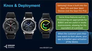 [SDC 2017] B2B2C Models & Tools for Wearable Applications