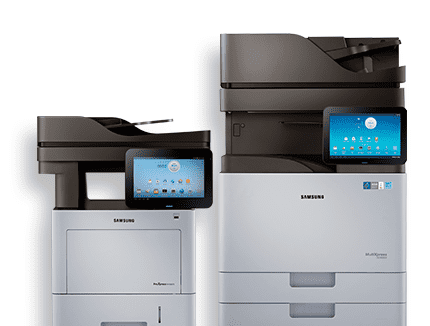 SAMSUNG Printer DISCOVERING NEW PATHS