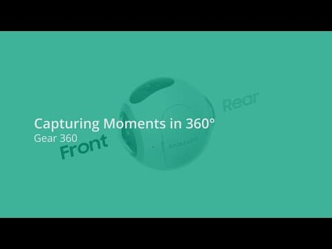 Capturing Moments in 360°