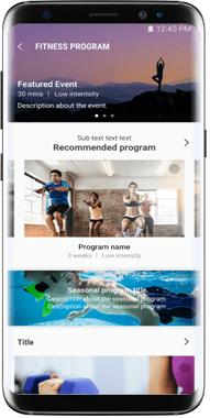 Samsung Health | SAMSUNG Developers