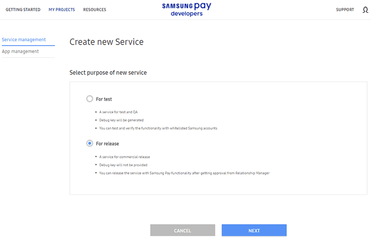Web Payments Integration Guide | SAMSUNG Developers