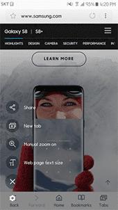 Samsung Internet   SAMSUNG Developers