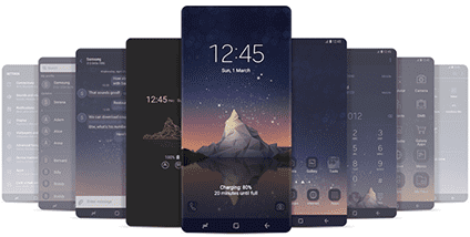 Galaxy Themes | SAMSUNG Developers